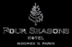 pierre counot blandin hotel four seasons