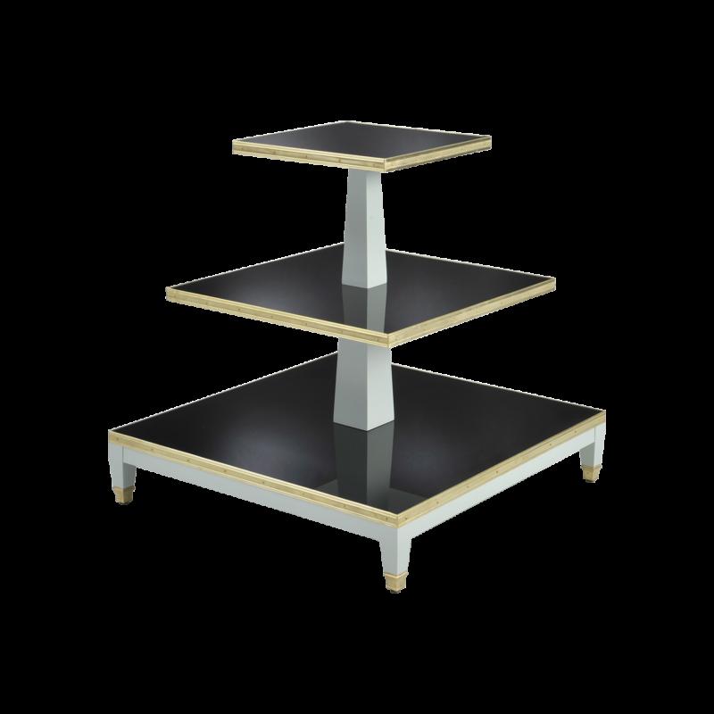 Ménage à 3 side table - Pierre COUNOT BLANDIN