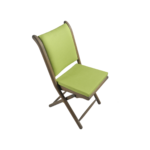 Patio folding chair