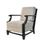Adnet Arm Chair, d'après Jacques Adnet - Pierre COUNOT BLANDIN