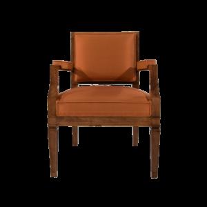 Arbus Arm Chair, d'après André Arbus