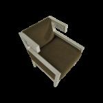 pierre counot blandin meubles fauteuil troy
