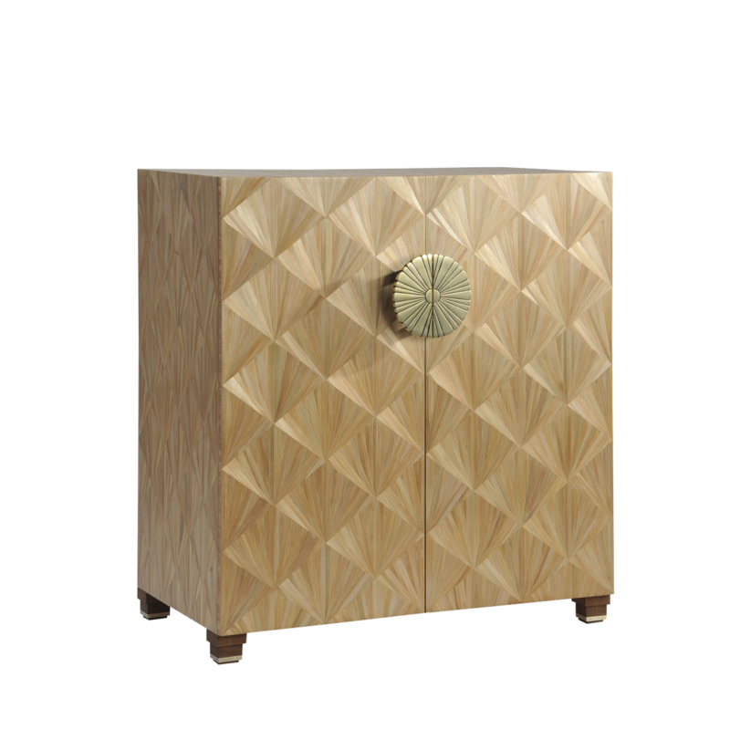 Armoire Paille - Pierre COUNOT BLANDIN