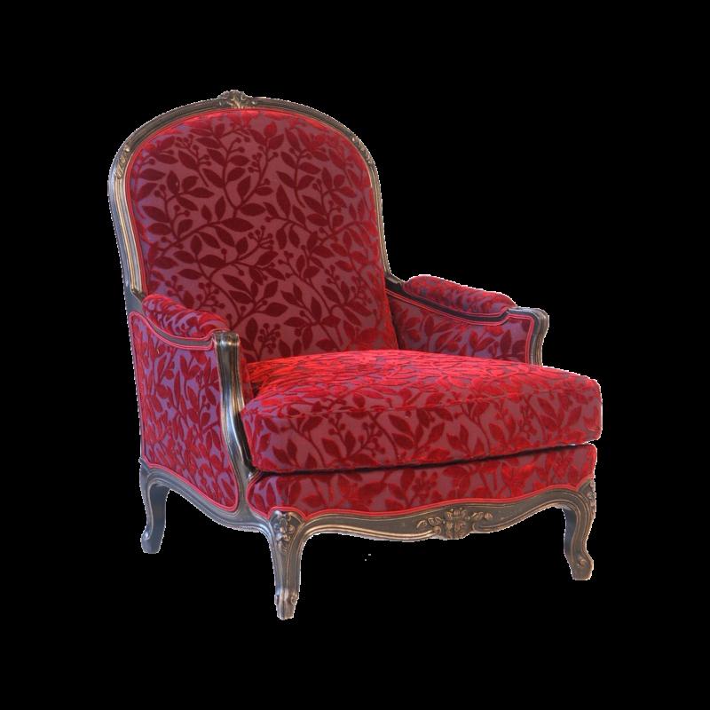 Louis XV 905 club chair - Pierre COUNOT BLANDIN