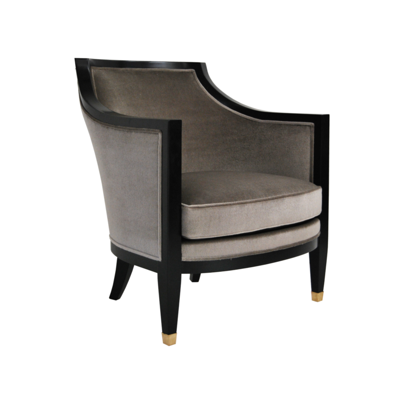 Saint-Jean club chair - Pierre COUNOT BLANDIN