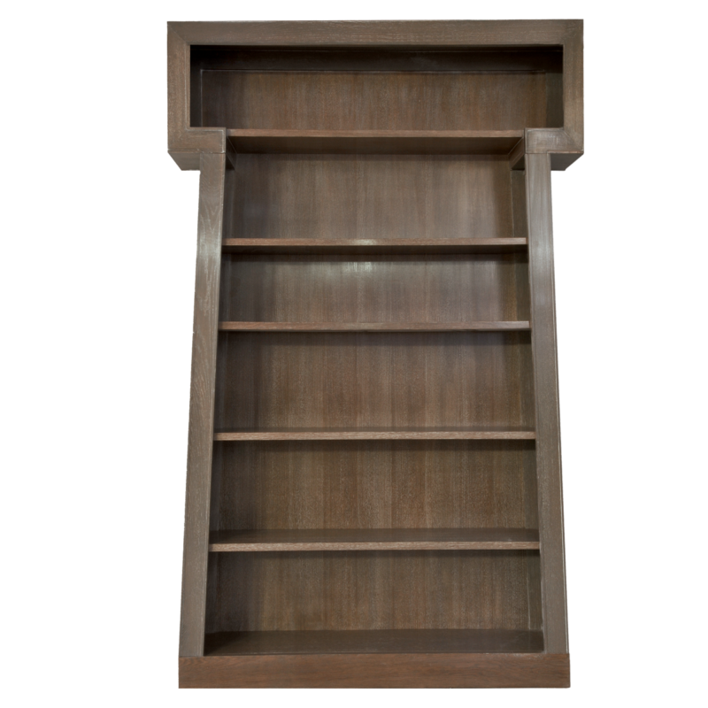 Sphinx bookcase - Pierre COUNOT BLANDIN