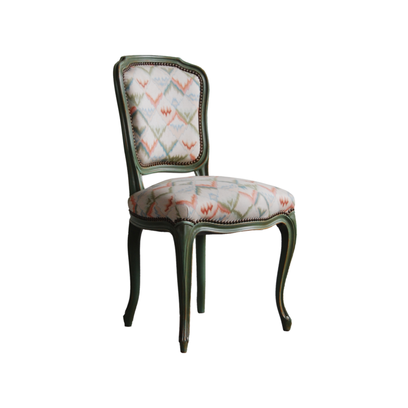Louis XV 142 side chair - Pierre COUNOT BLANDIN