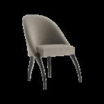 Éléphant Side Chair, d'après Ruhlmann