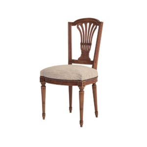Louis XVI Gerbe 592 side chair