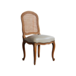 Louis XV 905 caned back side chair - Pierre COUNOT BLANDIN