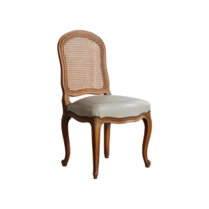 Louis XV 905 caned back side chair