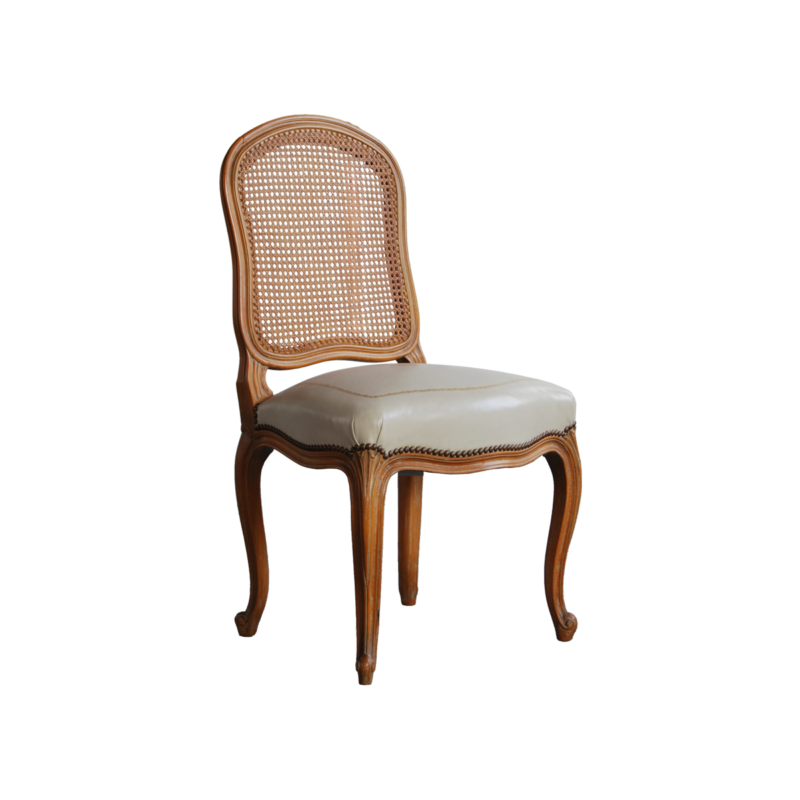 Chaise dos canné Louis XV 905 - Pierre COUNOT BLANDIN