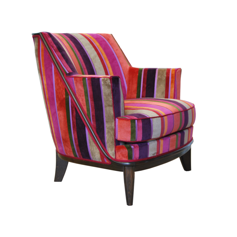 Normandie Club Chair - Pierre COUNOT BLANDIN
