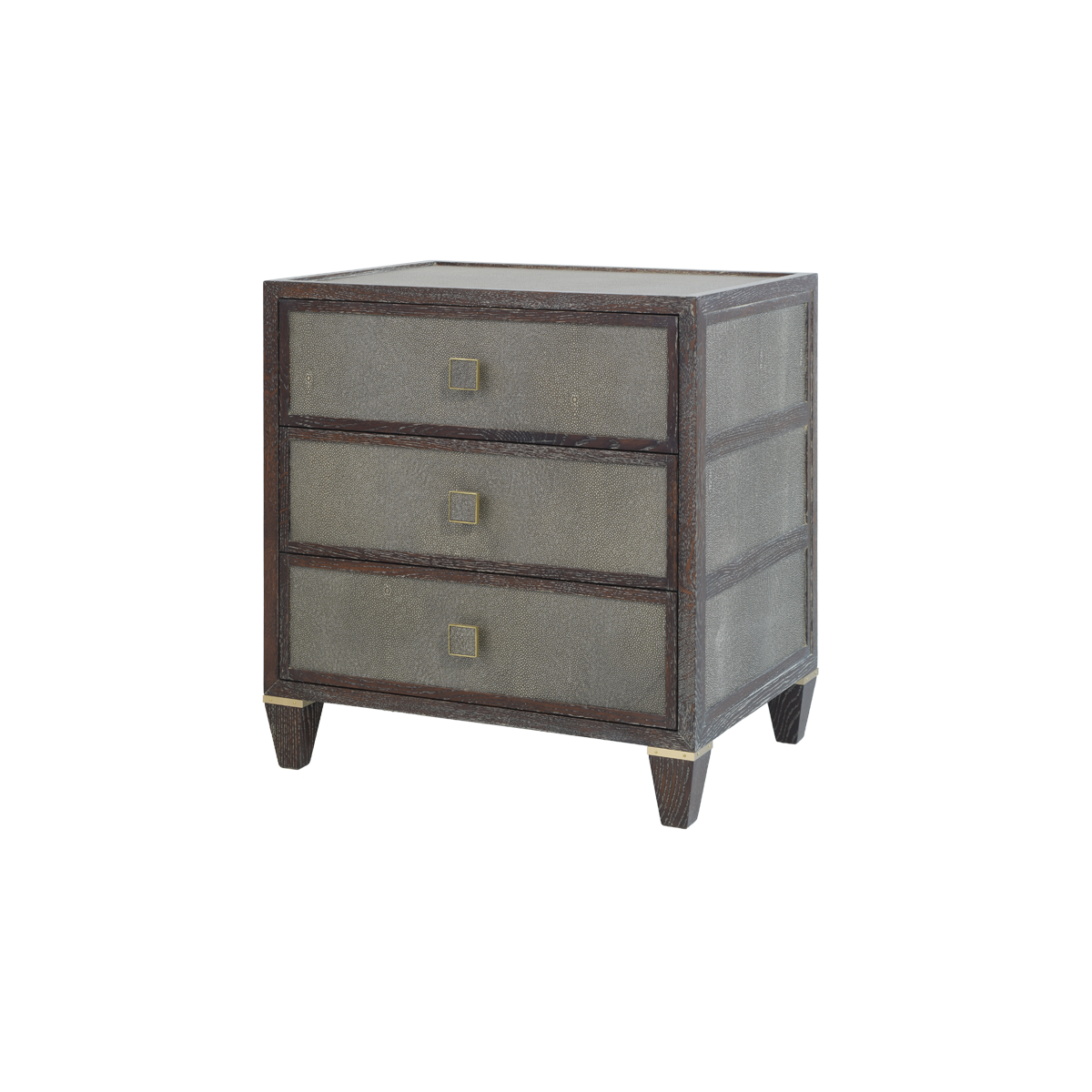 galuchat bedside pierre counot blandin. Black Bedroom Furniture Sets. Home Design Ideas