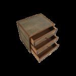 pierre counot blandin meubles chevet galuchat