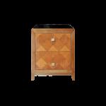 pierre counot blandin meubles chevet losange