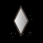 Cliché Losange mirror small - Pierre COUNOT BLANDIN