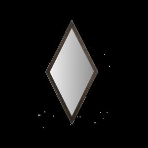 Miroir Cliché Losange small