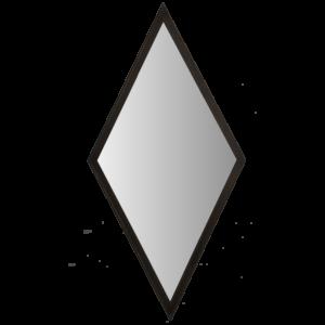 Cliché Losange mirror large