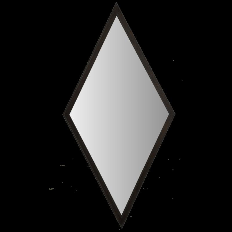 Miroir Cliché Losange Large - Pierre COUNOT BLANDIN