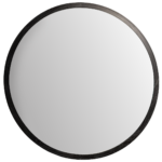 Cliché round mirror