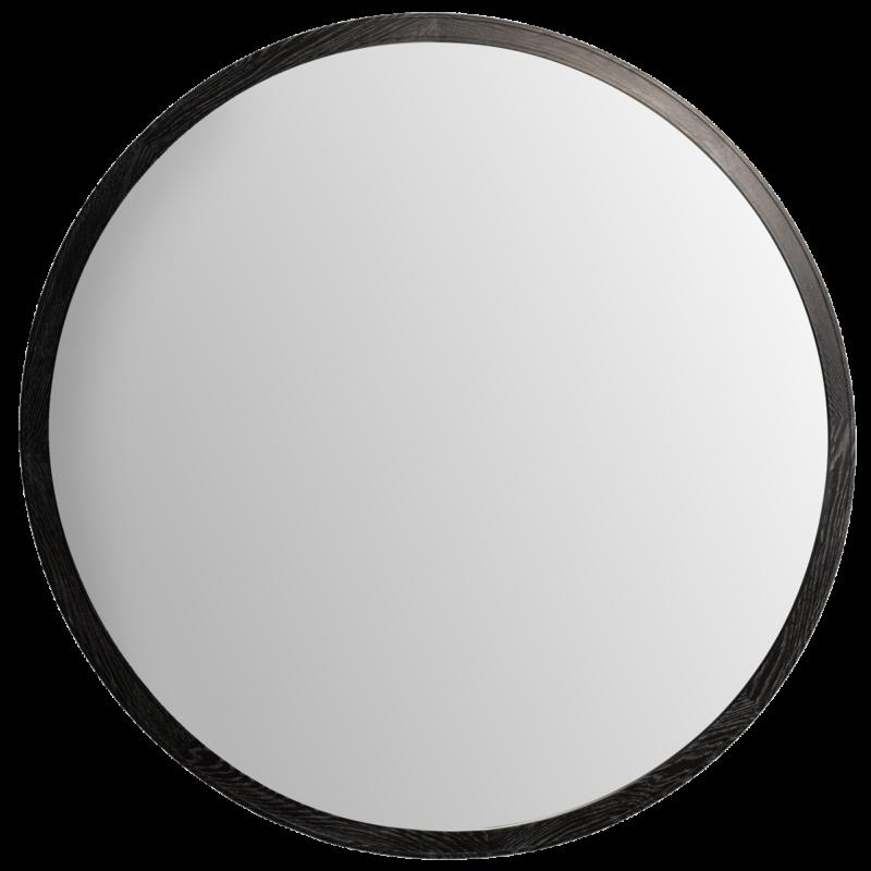 Miroir Cliché rond - Pierre COUNOT BLANDIN