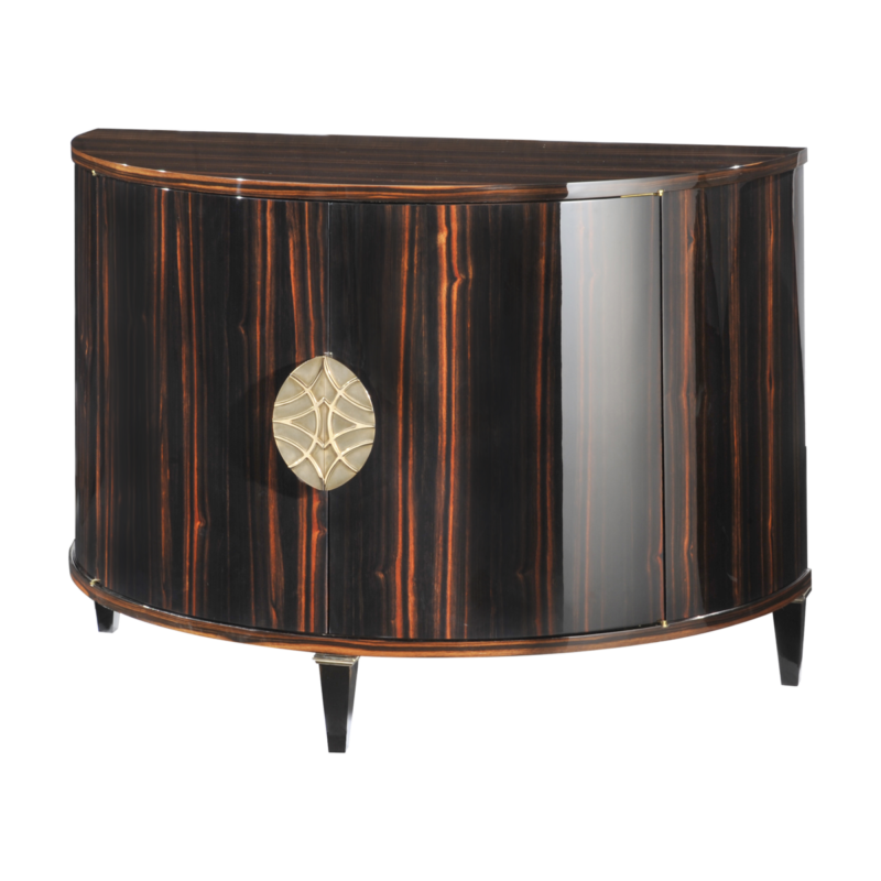 Commode Demi-Lune - Pierre COUNOT BLANDIN