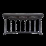 pierre counot blandin meubles console renaissance