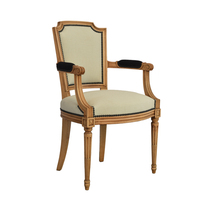 Louis XVI 552 arm chair - Pierre COUNOT BLANDIN