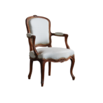 Louis XV 145 occasional chair - Pierre COUNOT BLANDIN