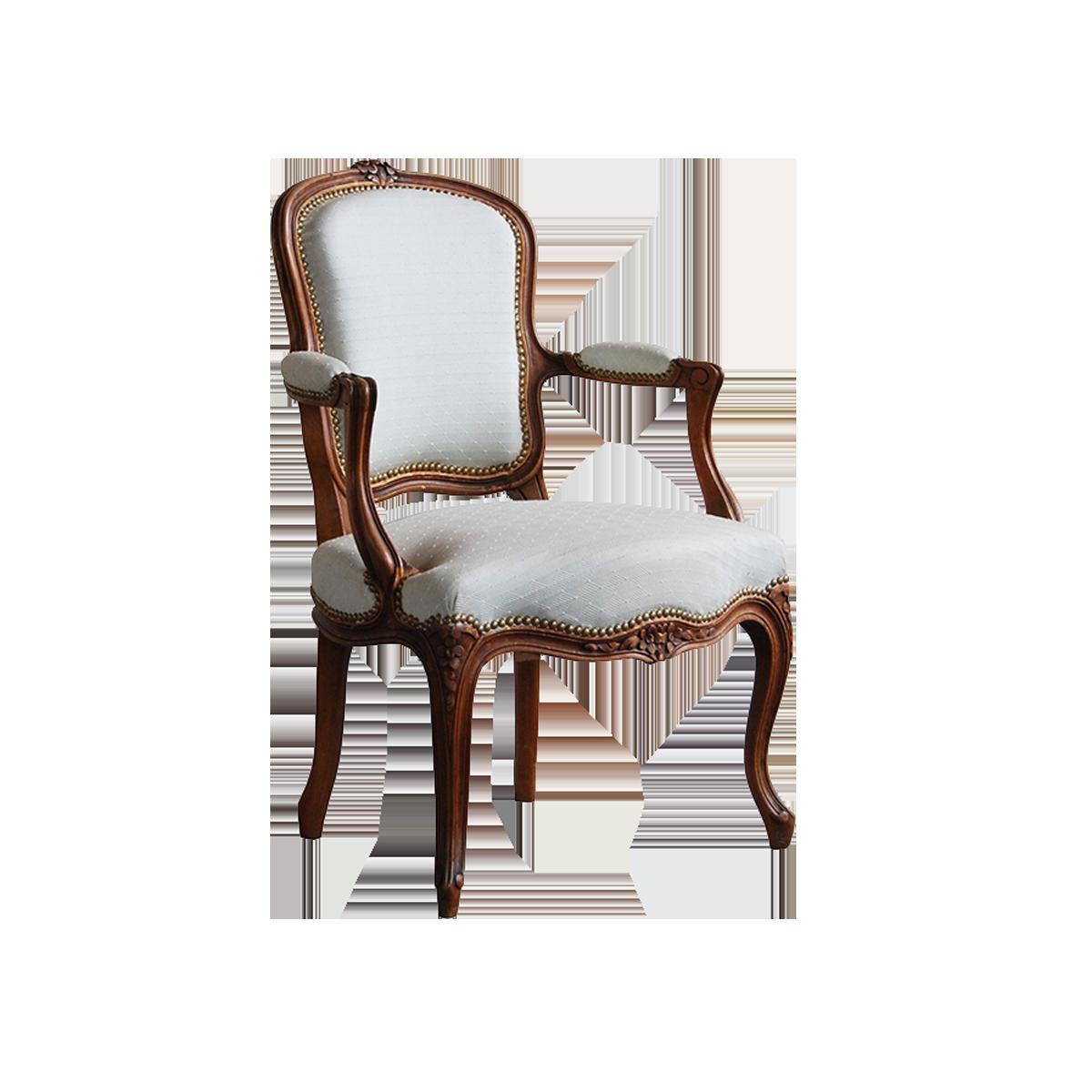 Chaise Salle A Manger Louis Xv fauteuil salon louis xv 145 - pierre counot blandin