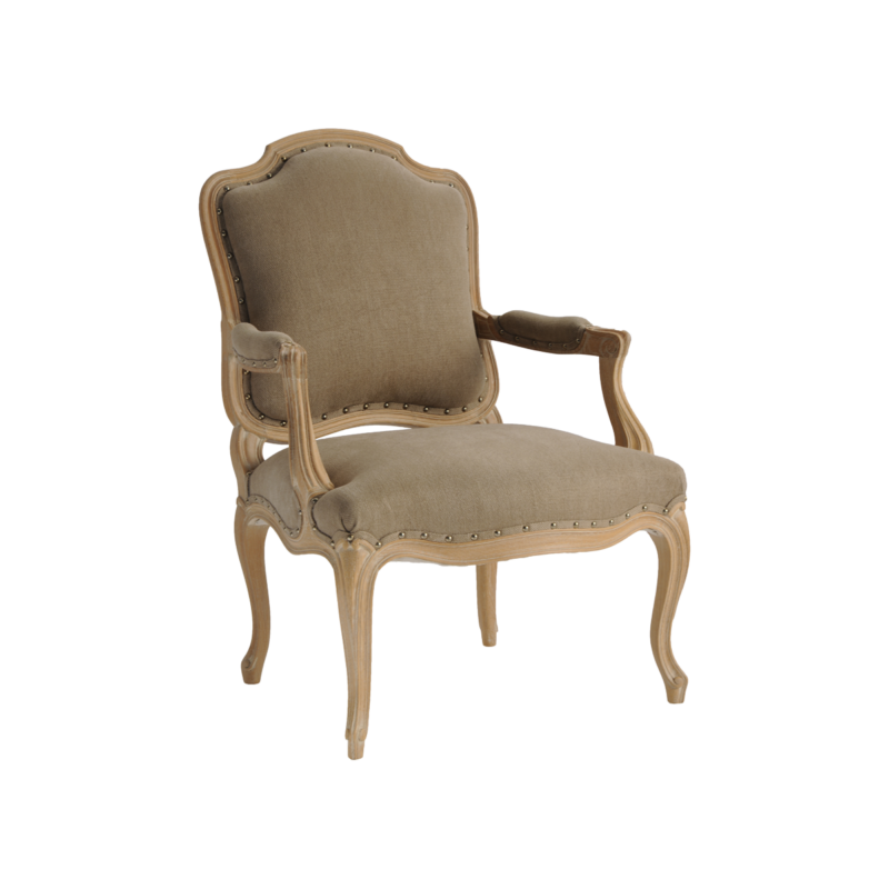 Fauteuil salon Louis XV 646 - Pierre COUNOT BLANDIN