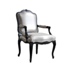 Louis XV 876 arm chair