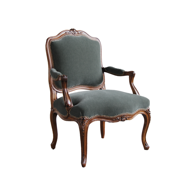 Louis XV 876 occasional chair - Pierre COUNOT BLANDIN